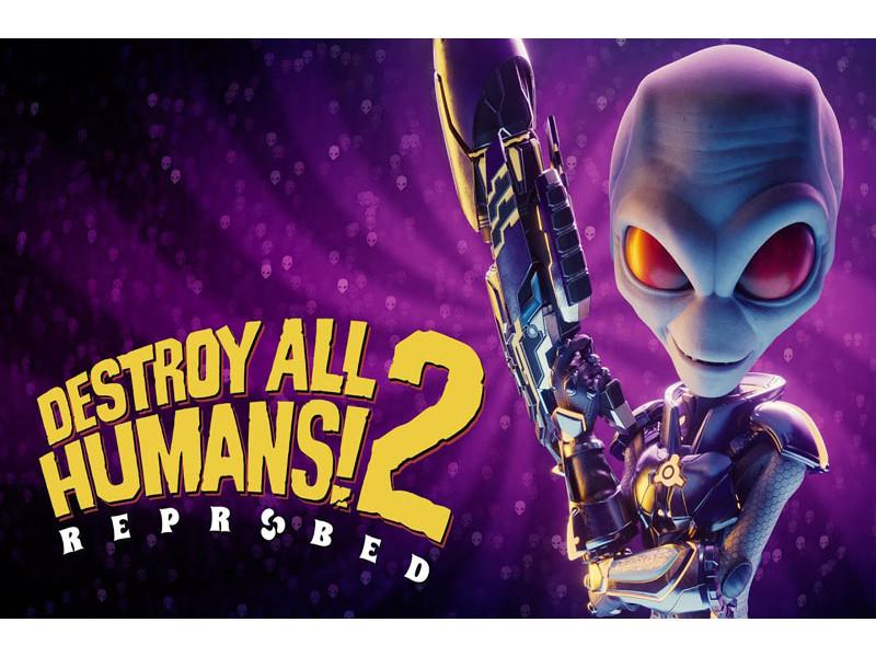Najavljen remaster Destroy All Humans 2
