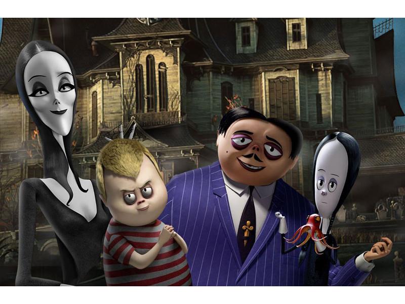 The Addams Family: Mansion Mayhem - Recenzija