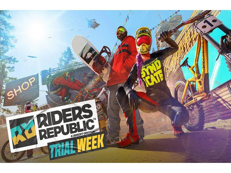 Riders Republic će biti besplatan