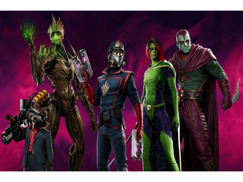Guardians of the Galaxy - Kostimirana žurka
