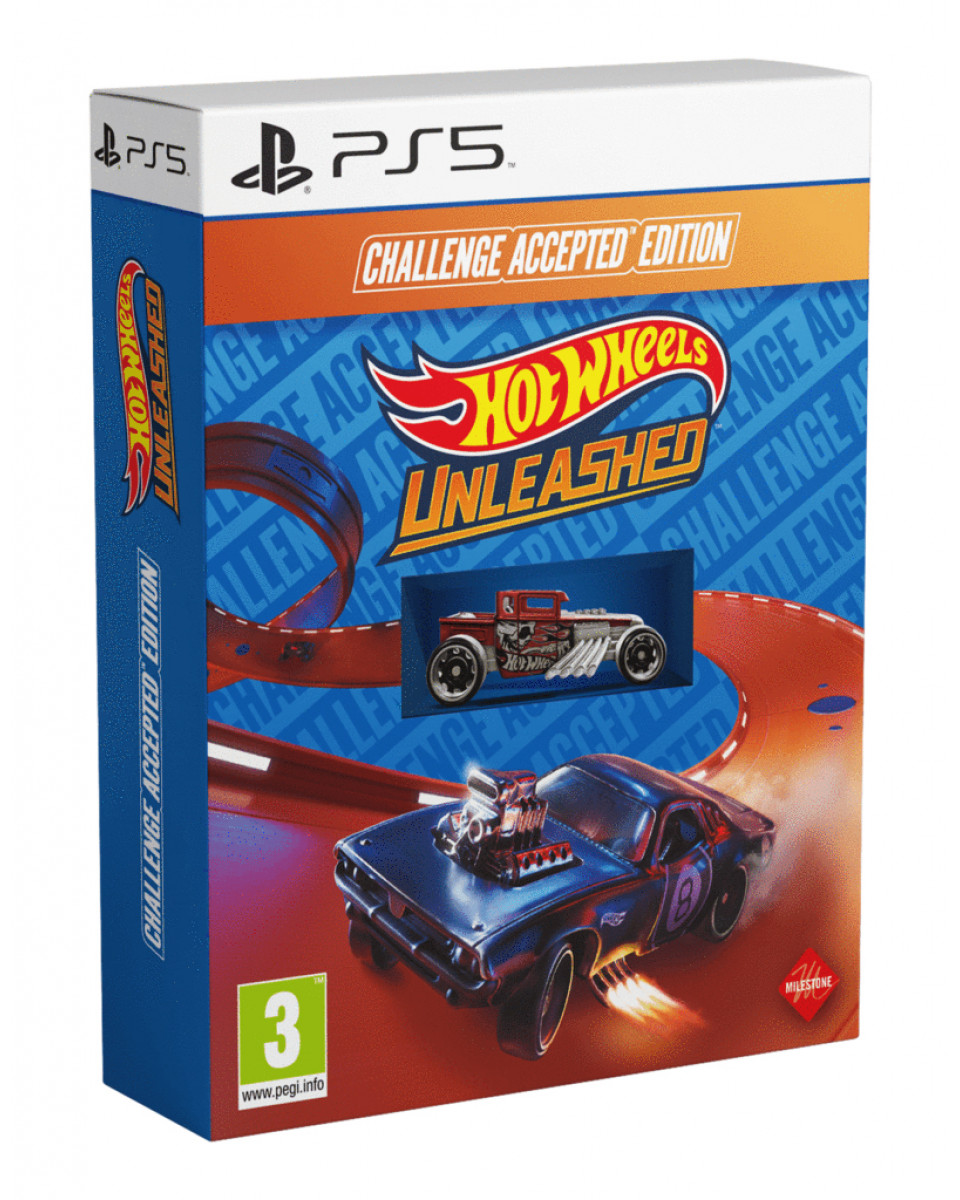 PS5 Hot Wheels Unleashed - Challenge Accepted Edition