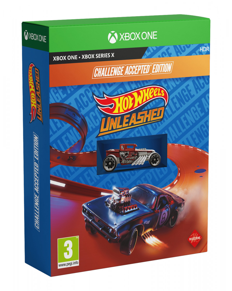 XBOX ONE Hot Wheels Unleashed - Challenge Accepted Edition