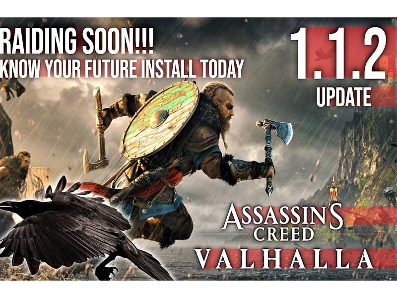 Valhalla vam danas donosi novi i besplatan update