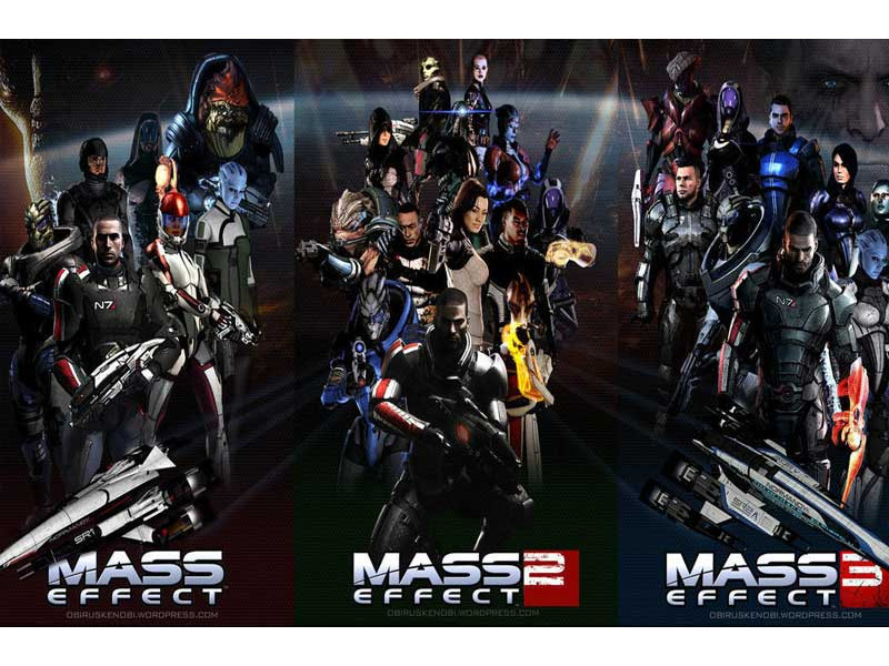 Remaster Mass Effect trilogije