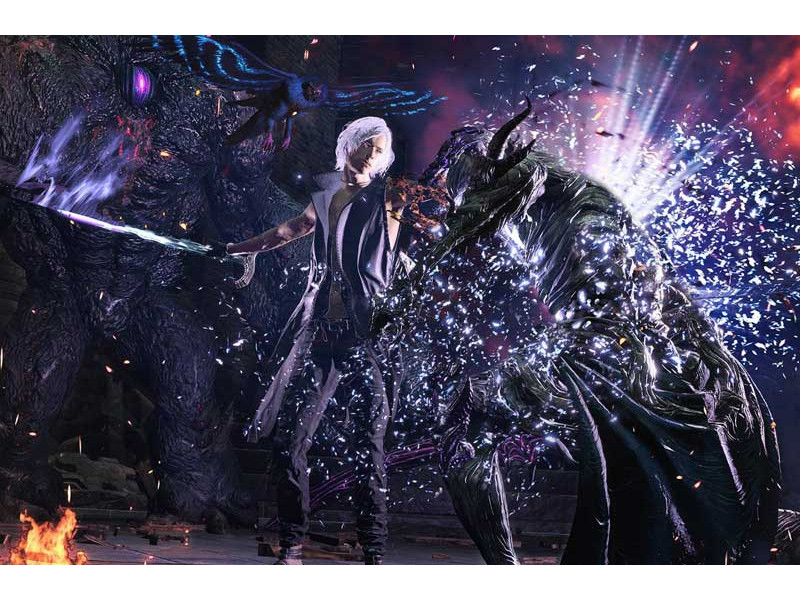Devil May Cry 5 Special Edition PS5 - Recenzija