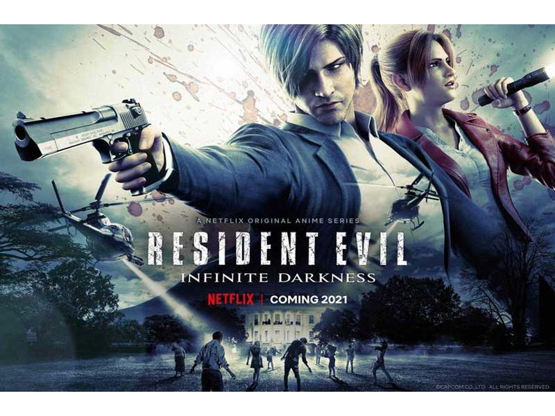 Netflix je prikazao poster i priču za Resident Evil: Infinite Darkness Anime