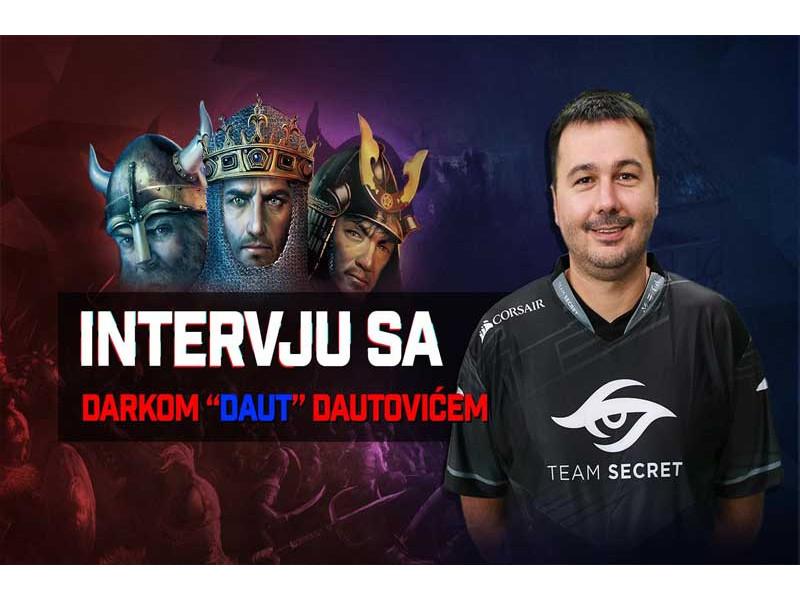 """Intervju sa Darkom """"Daut"""" Dautovićem"""