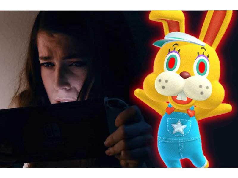 Animal Crossing: New Horizons je sada horor igra ali i film