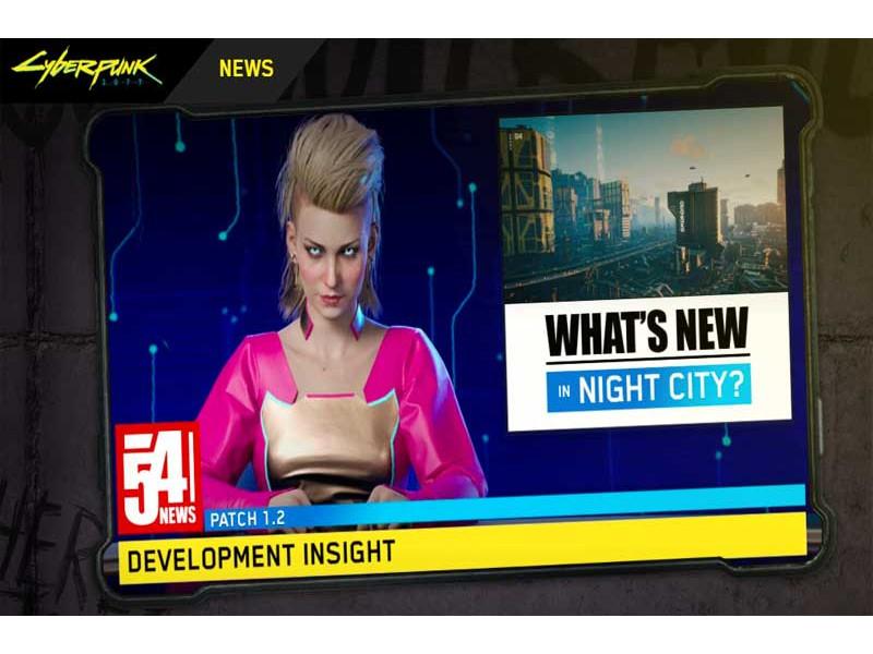 Night City vesti 1.2