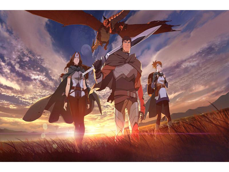 DOTA: Dragon's Blood anime serijal je stigao!
