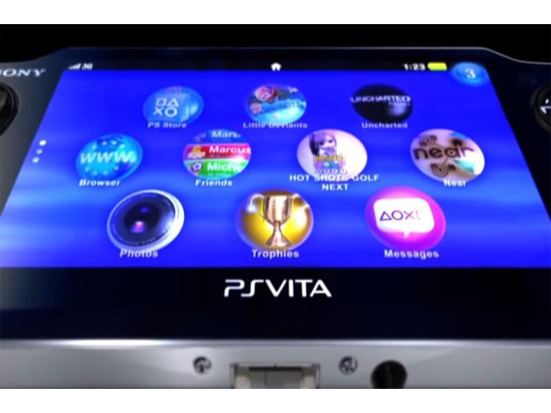 Kraj za PS3, PS Vitu i PSP