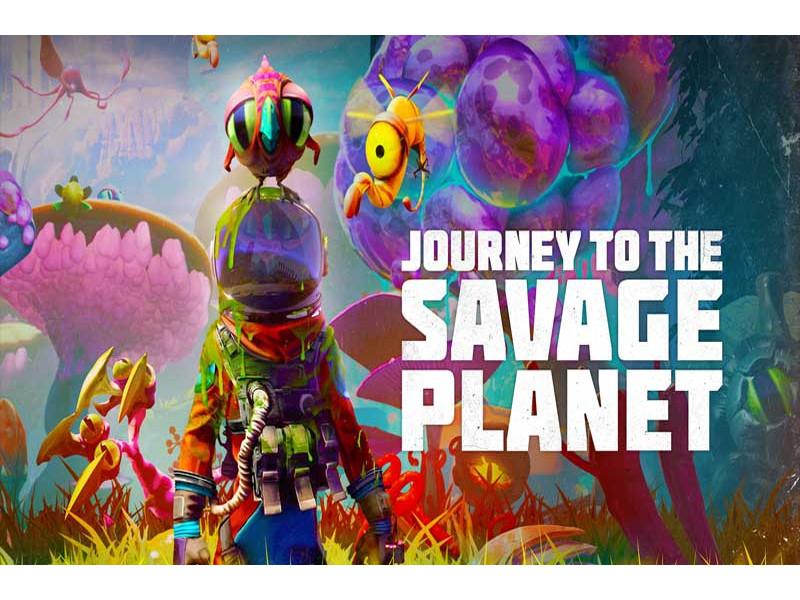 Journey to the Savage Planet - Čudne stvari se dešavaju u svetu Stadia igara