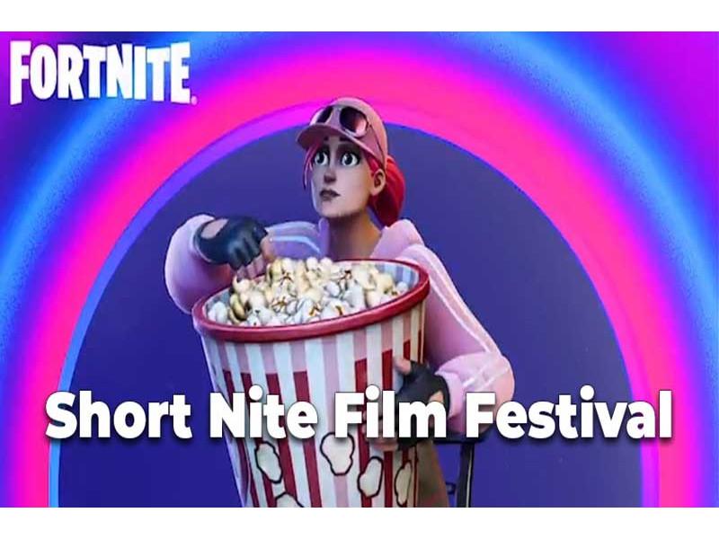 Fortnite ovog vikenda ima svoj Filmski festival
