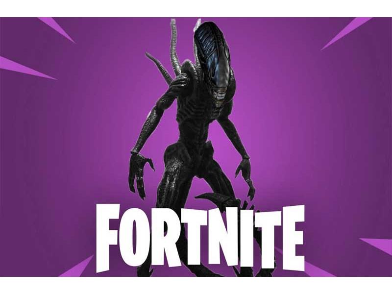 Fortnite - Peta sezona i Alien crossover
