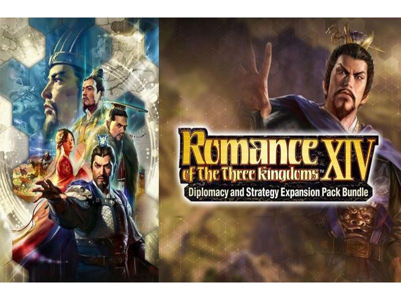 Romance of the Three Kingdoms XIV: Diplomacy and Strategy ekspanzija - Recenzija