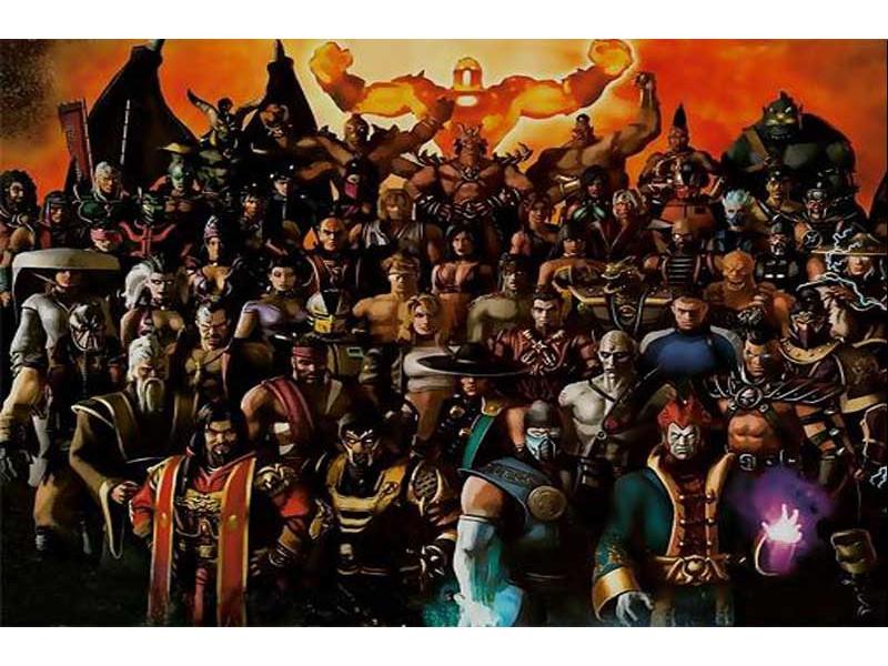 Mortal Kombat - Istorijat