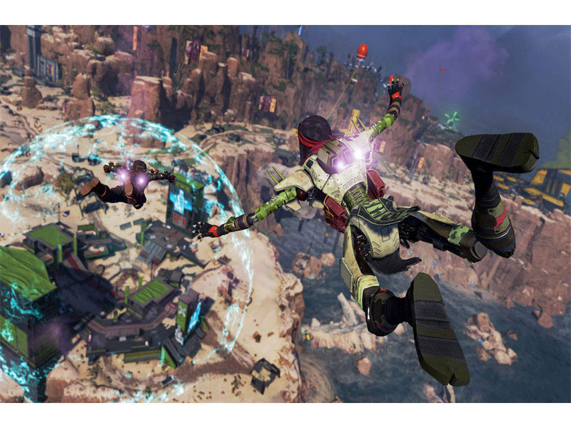 Stigao je Apex Legends War Games event