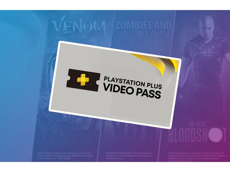 PS Plus Video Pass