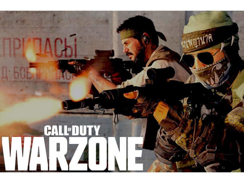 I Call of Duty: Warzone ima glitch