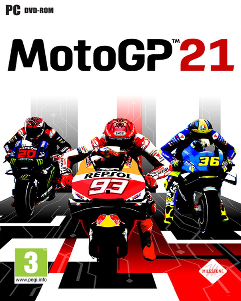PCG Moto GP 21