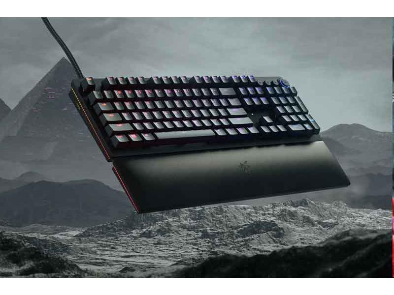 Razer Huntsman V2 Analog Optical tastatura