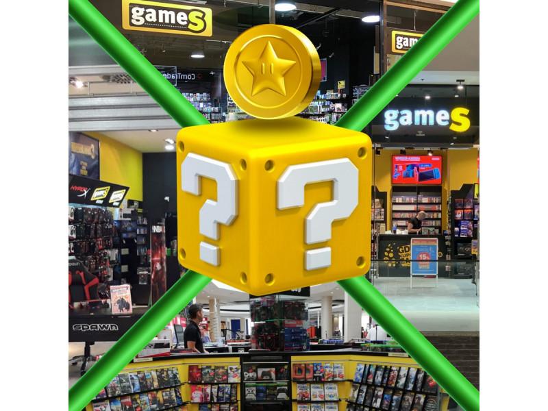 U kojoj  (GameS) radnji najrađe kupujete?