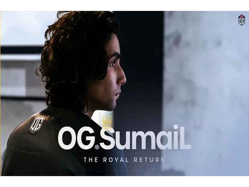 King back to carry: Sumail po drugi put u dresu OG-ja