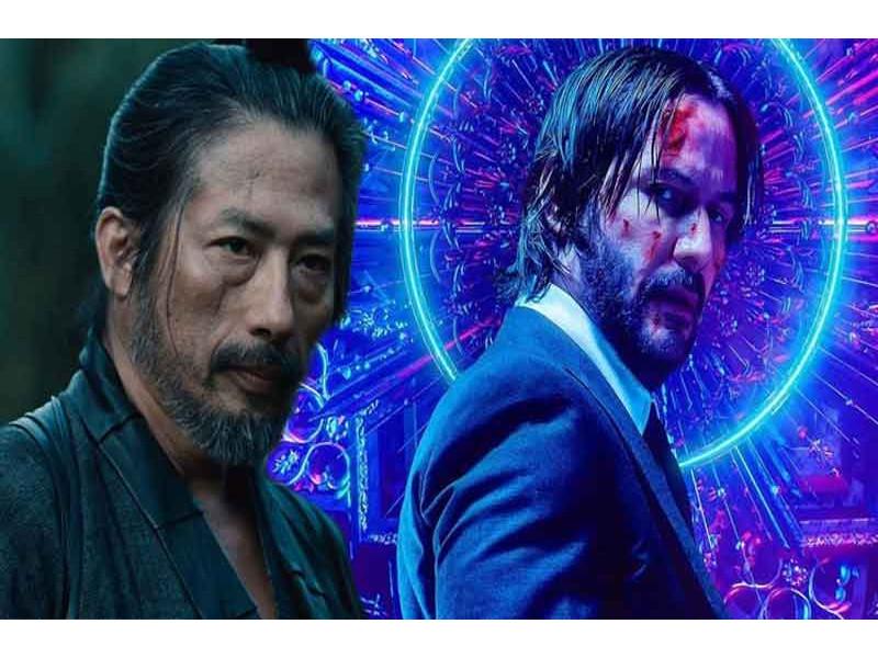 Zvezda Mortal Kombat Hiroyuki Sanada se pridružuje ekipi John Wick 4