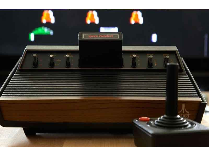 Retro Grad - Atari  2600 (Atari VCS)