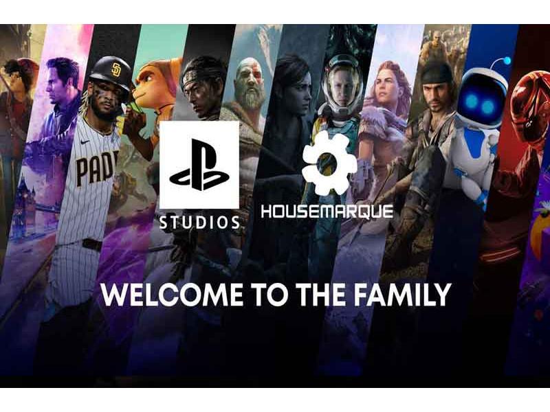 Housemarque je od sada PlayStation studio