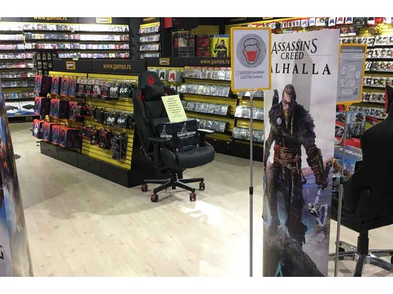 U kojoj Games radnji najrađe kupujete - Baazar Novi Sad