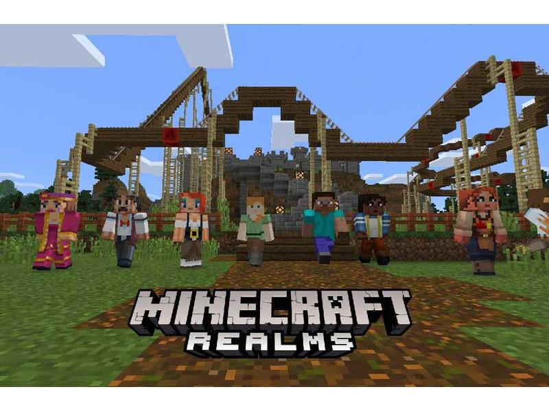 KAKO DA... Namestite sve za igranje Minecraft Realms
