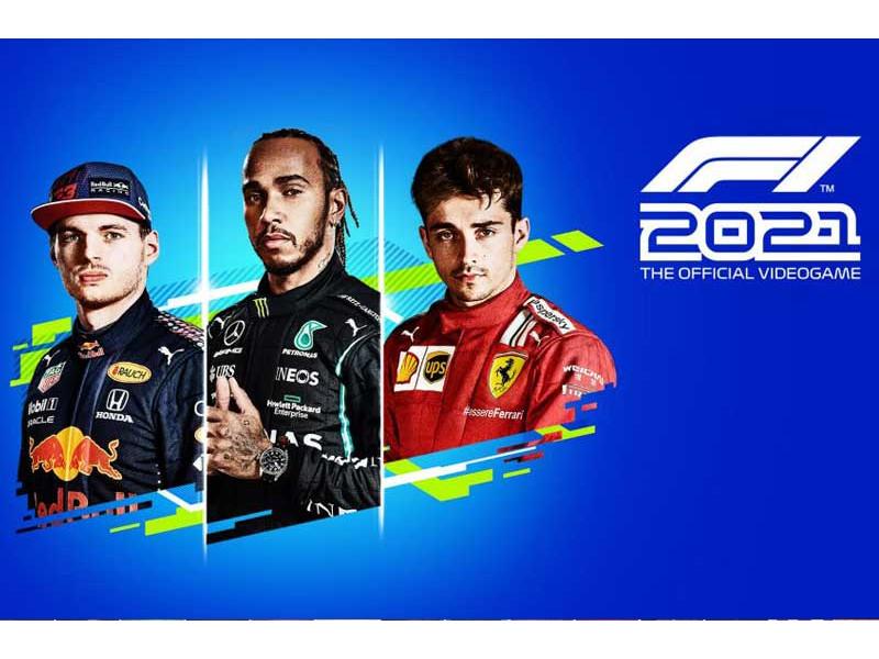 Rejting u novoj F1 igri