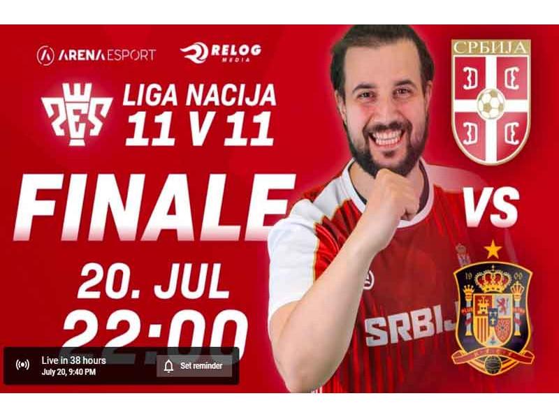 PES - U susret finalu Srbija - Španija