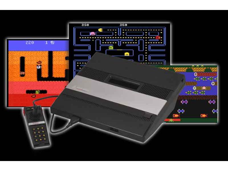 Retro Grad - Atari 5200