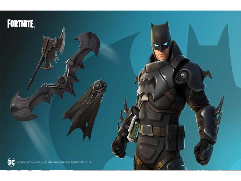 Armored Batman Zero skin stigao u Fortnite