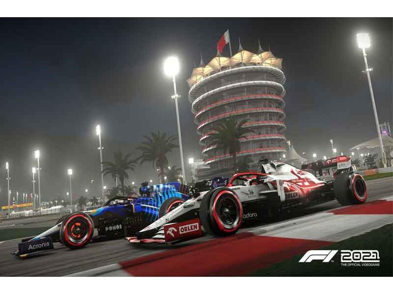 F1 2021 - Unapređene i veoma dramatične vožnje