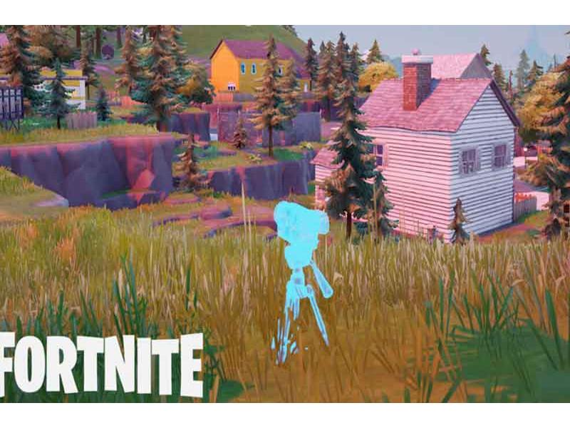 Gde da postavite video kamere u igri Fortnite?