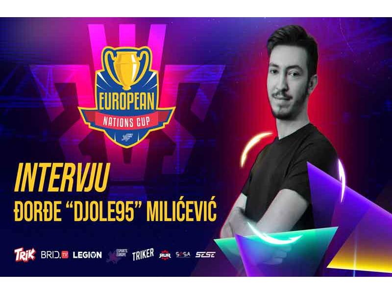 """Intervju sa Đorđem """"Djole95"""" Milićevićem"""