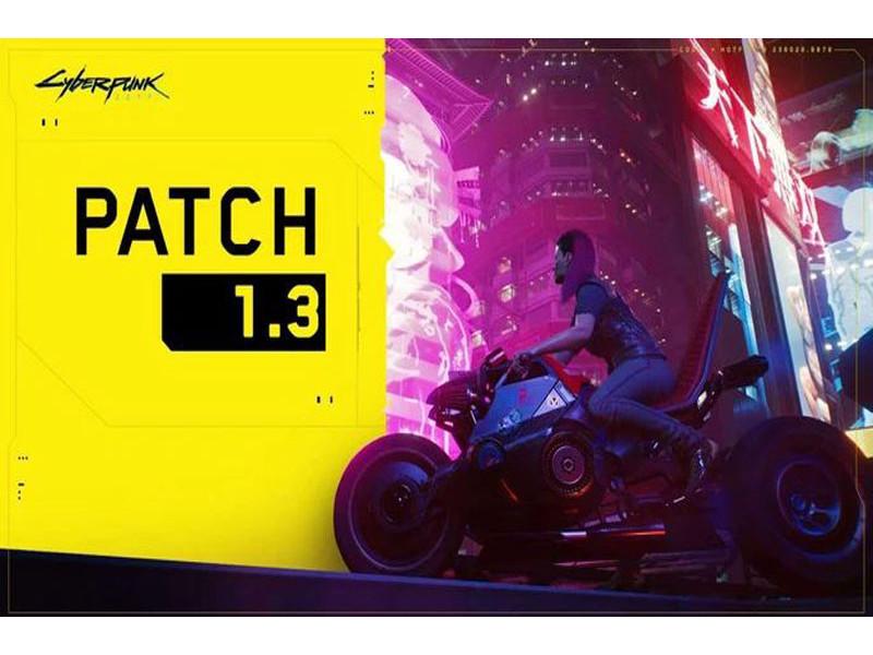 Novi patch za Cyberpunk 2077