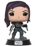 Bobble Figure Star Wars Mandalorian POP! - Cara Dune