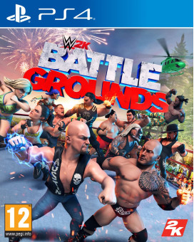 PS4 WWE 2K Battlegrounds