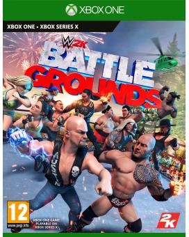 XBOX ONE WWE 2K Battlegrounds