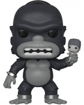 Bobble Figure Simpsons POP! - King Kong Homer
