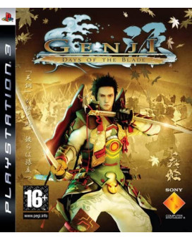 PS3 Genji - Days of the Blade