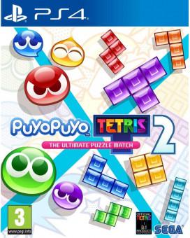 PS4 Puyo Puyo Tetris 2