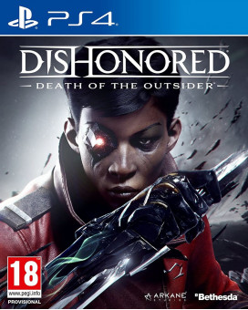PS4 Dishonored - Death Of The Outsider