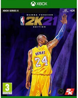 XBOX Series X NBA 2K21 Mamba Forever
