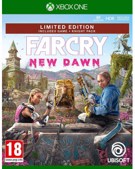 XBOX ONE Far Cry - New Dawn - Limited Edition