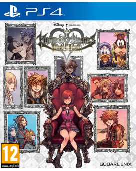 PS4 Kingdom Hearts - Melody Of Memory